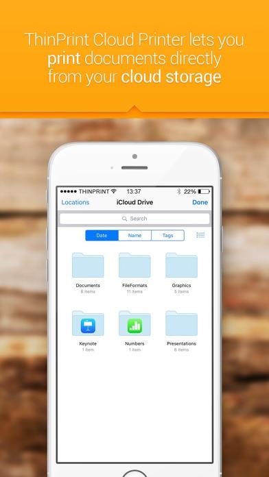 ThinPrint Cloud Printer – Print directly via WiFi / WLAN or via