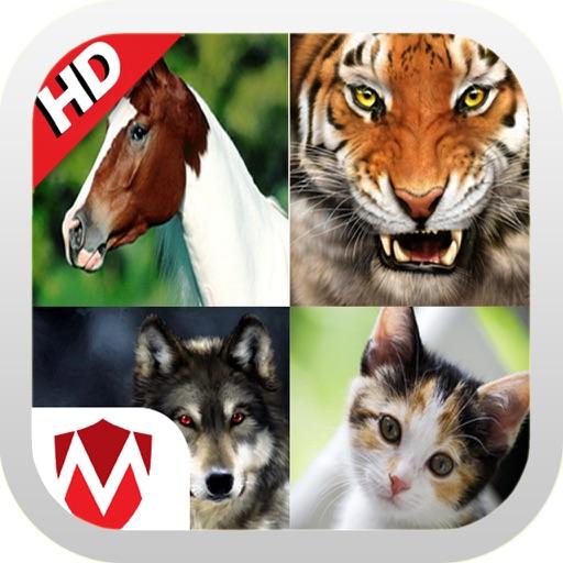 Animal sounds - App for kids