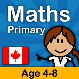 Maths Skill Builders - Primary - Canada
