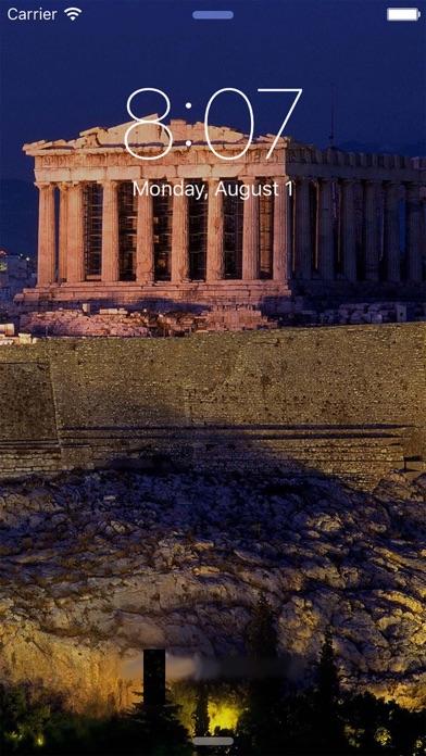 City Wallpapers Screenshot on iOS