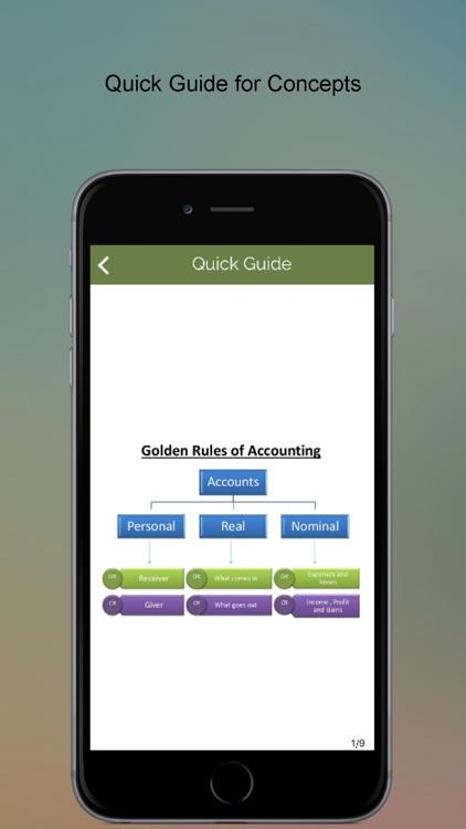 Accounting & Commerce Guide screenshot-3