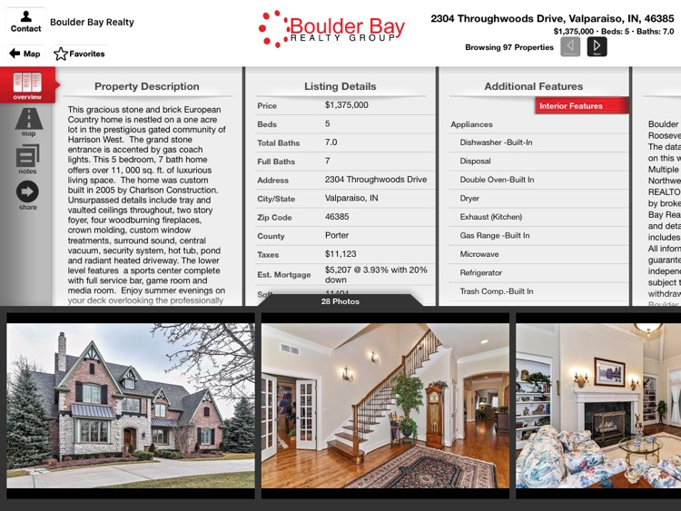 Boulder Bay Realty for iPad screenshot-3