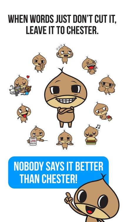 Chester Emoji screenshot-3