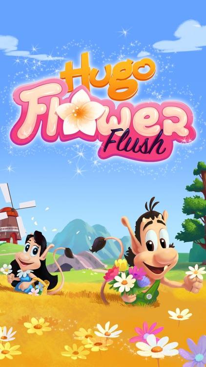 Hugo Flower Flush screenshot-4