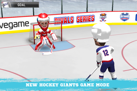 Hockey Classic 16 screenshot 3