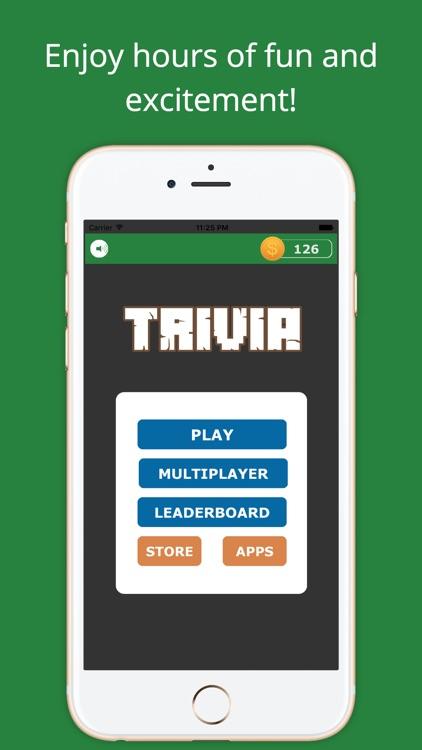 Fan Trivia Quiz - Minecraft Edition screenshot-3