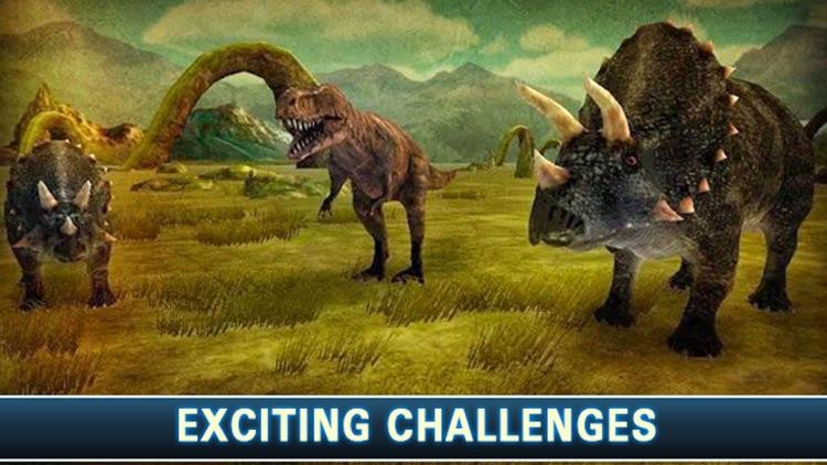 Dinosaur Hunter Trex Attack Survive Dino Fury Chase Killing Games