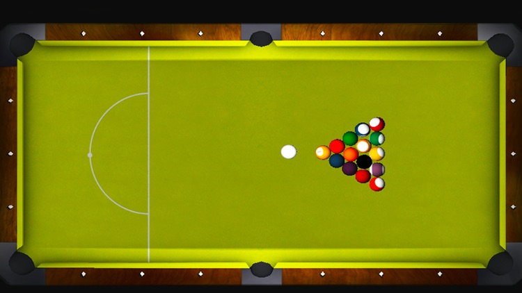 Pool Ball 3D billiards Snooker Arcade game 2k16 screenshot-4