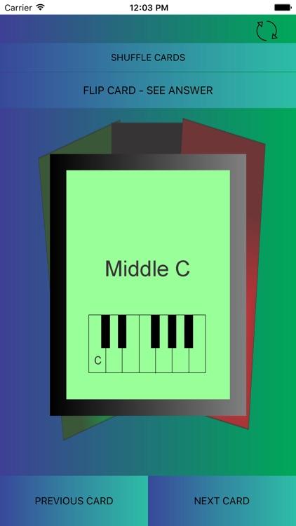 Music Flash Cards-Pro