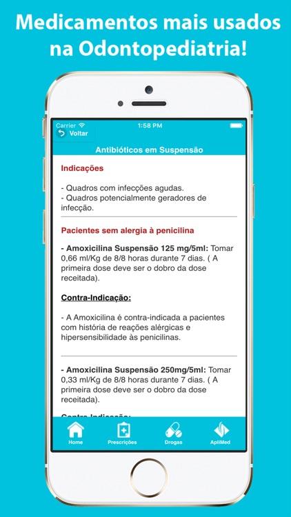 Prescrições Odontopediátricas screenshot-4
