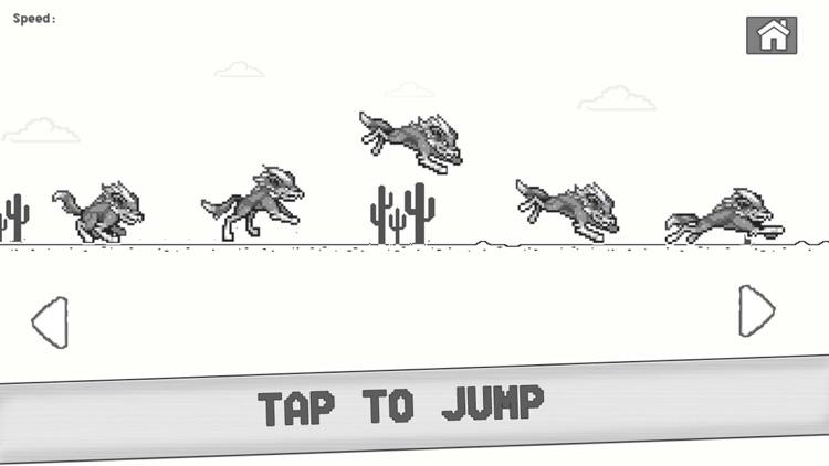 T- Rex Steve Endless Browser Game - Let the offline Dinosaur Run & jump screenshot-4