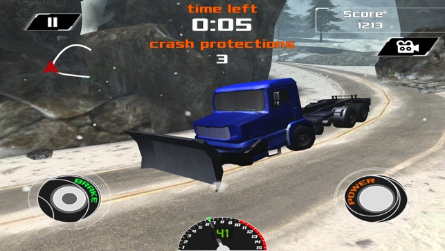 3D Snow Plow Racing- Extreme Off-Road Winter Race Simulator Free ...