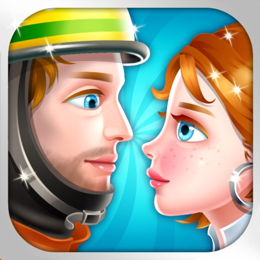 Fireman's Love Story - Rescue Game FREE