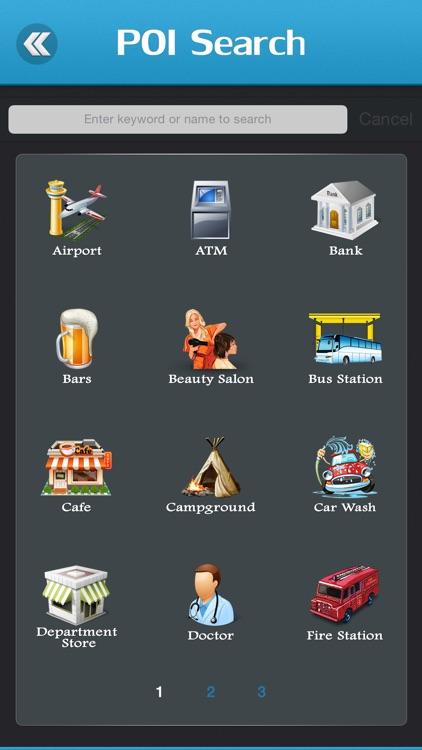 Abu Dhabi Offline Travel Guide screenshot-3