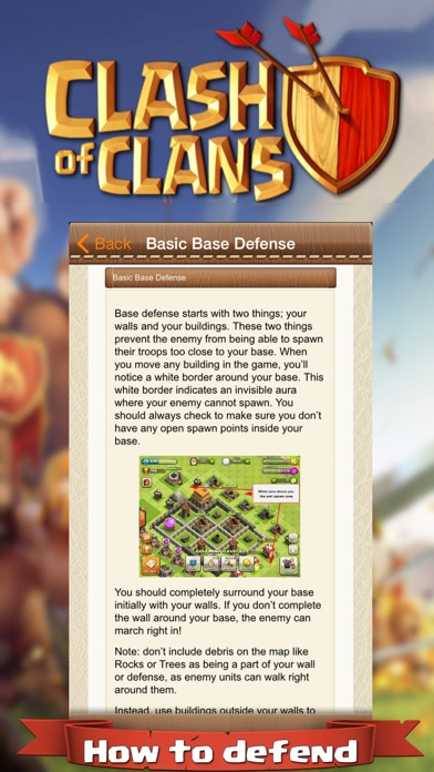 Guide and Tools for Clash Of Clansのおすすめ画像2