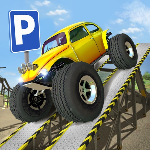 Obstacle Course Extreme Car Parking Simulator