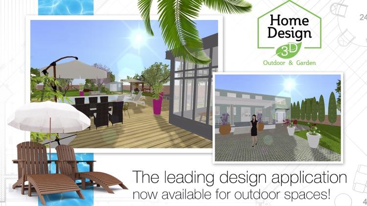 Home Design 3D Outdoor Garden screenshot-0