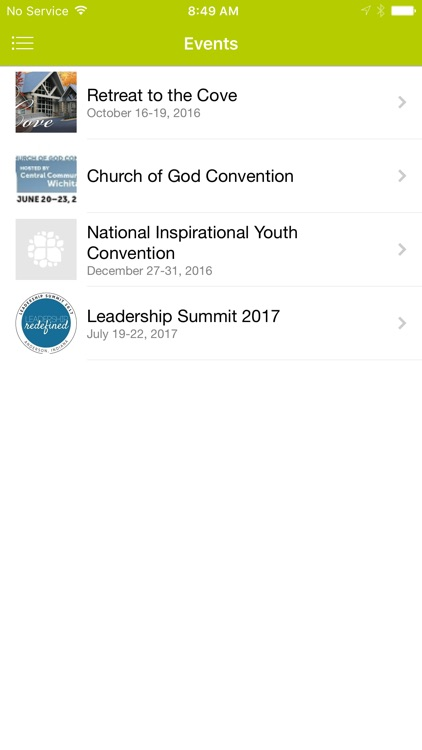 Church of God Ministries - Anderson, IN screenshot-1
