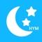HYM 수면 앱은 수면에 불편함을 느끼는 회원들의 수면 생활 습관을 개선하기 위해 사용할 수 있는 HYM 앱 입니다
