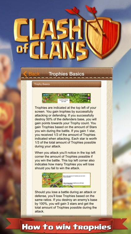 Guide and Tools for Clash Of Clans