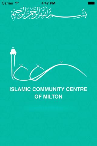 IslamicCommunityCenterOfMilton - náhled