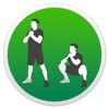 Squats - interval workouts for leg - Alexander Senin