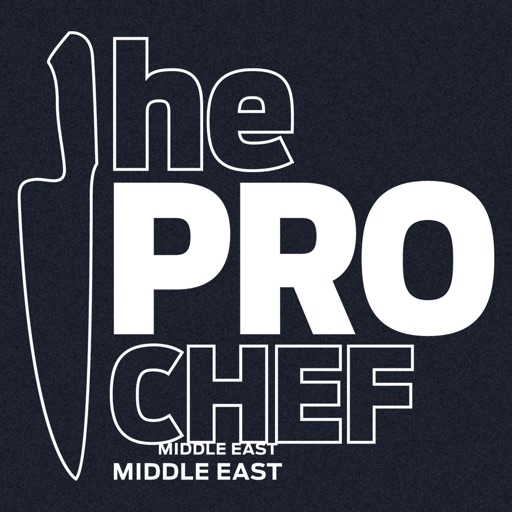 The Pro Chef Middle East icon