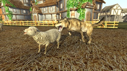 Wild Wolf Attack Adventure 3D - Wild  Beast wolf Revenge From Animals screenshot three
