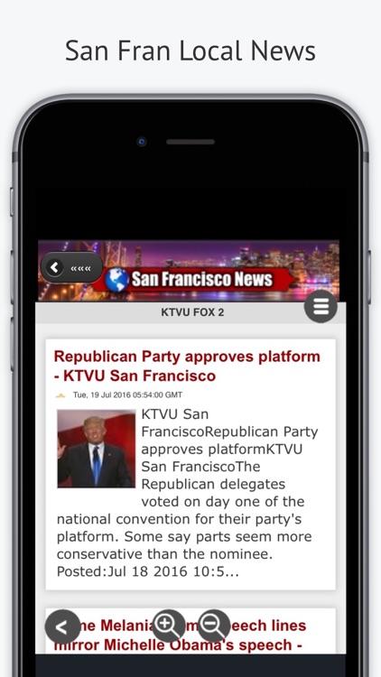 San Fran Local News