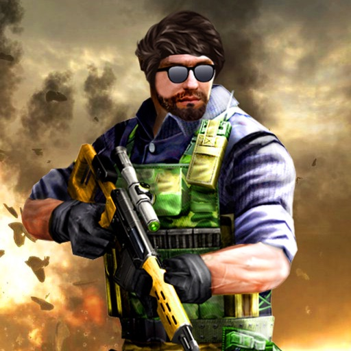 Commando Adventure Sniper Shooting Game