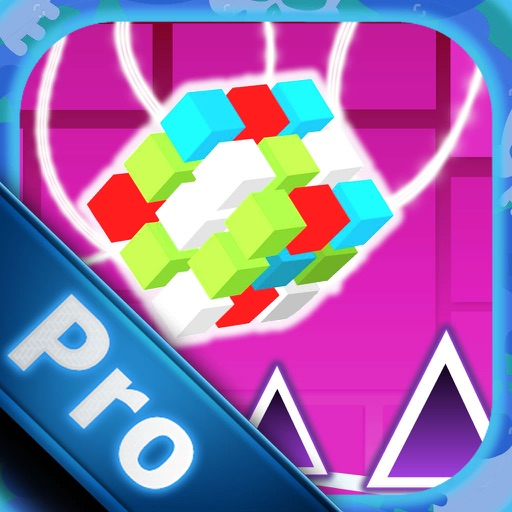 Fast Geometry With Magic Cube PRO - Extreme Jumping Game Geometry