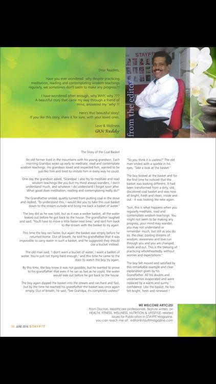 STAYFIT Magazine screenshot-3