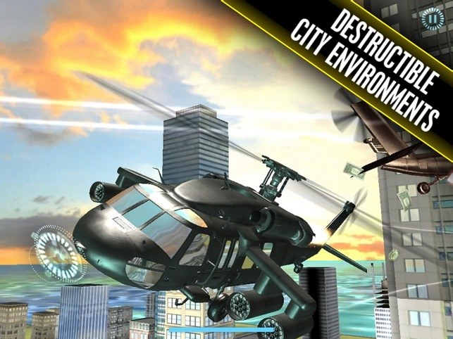Flying Benjamins HD Screenshot
