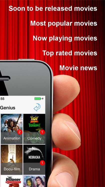 Movie Genius - Film Recommendations