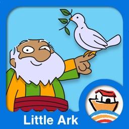 Noah's Ark - Little Ark Interactive storybook in English