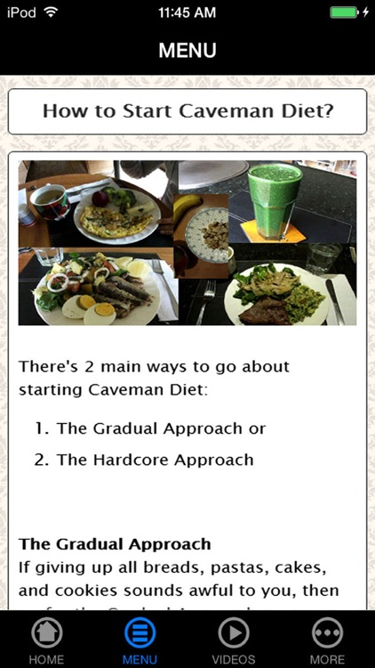 Best Caveman Diet Guide for Weight Loss- Lose Weight Permanently