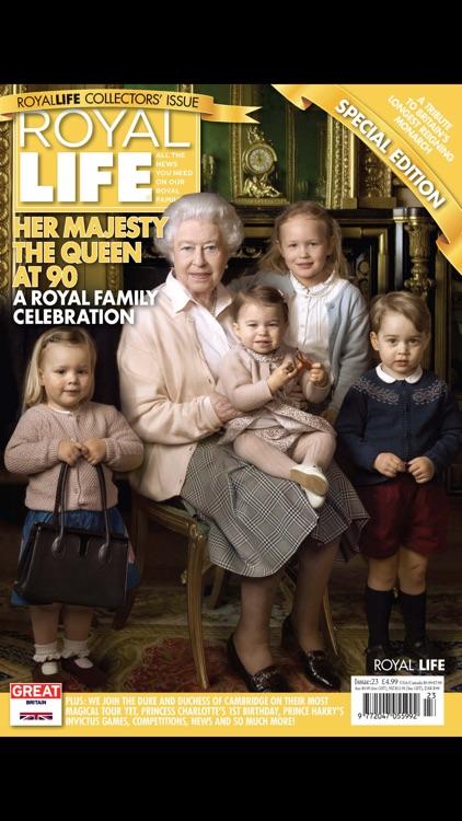 Royal Britain Presents Royal Life