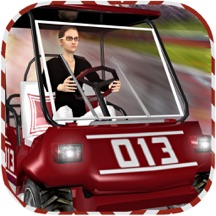 Golf Cart Race