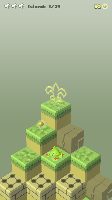 Swampy Frog screenshot two