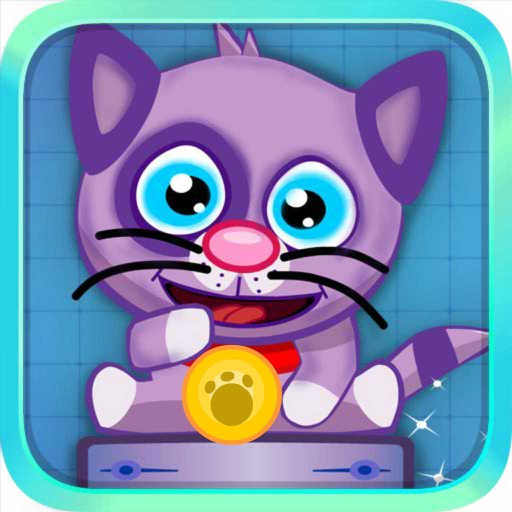 Cat Shmat - Cut the rope like Action Physics Puzzle Game