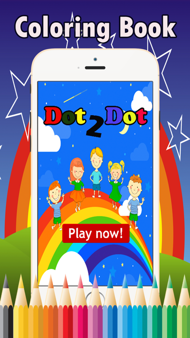 Dot to Dot Coloring Book: complete coloring pages by