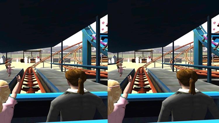 VR Roller Coaster Simulator 2016