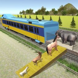 Angry Animals Train Transport 2016