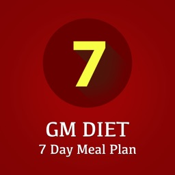GM Diet 7 Day Meal Plan ~ Weight Loss up to 10 lbs