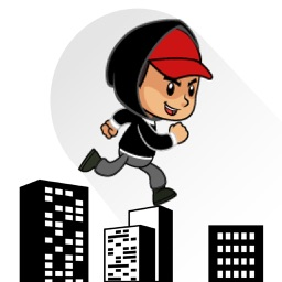 Getaway Gary: Run, Jump, Avoid & Don't Drop