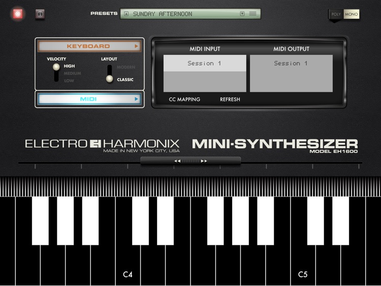 Mini Synthesizer screenshot-4