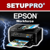 Setup Pro for Epson Workforce 2500, 2600, 3600, 4500, 4600 & 7600 Series - Flatiron Mobile Cover Art