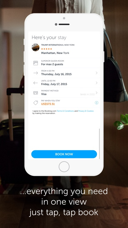 Booking Now – your tonight or tomorrow, need a hotel, spontaneous travel, so you always have the perfect place to stay app! screenshot-3