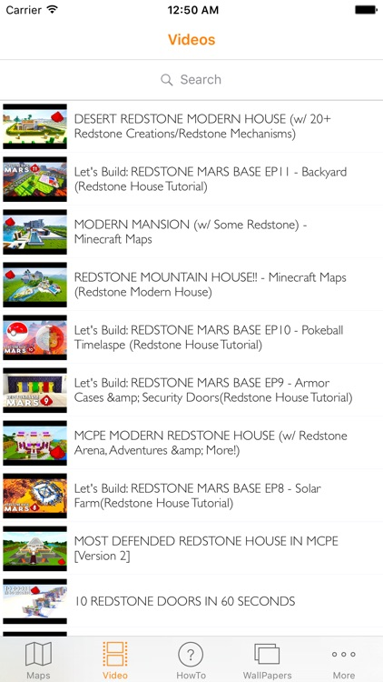 Redstone MAPS for Minecraft PE ( Pocket Edition ) + Best Custom Map for MCPE !! screenshot-4