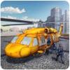 市直升机模拟器 - 3D飞行阿帕奇模拟游戏